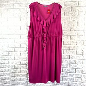 NWT Avenue ruffle dress size 22 / 24